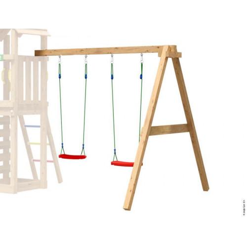 2 Swing Frame