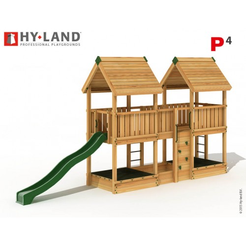 Hy Land P4 - nacrt