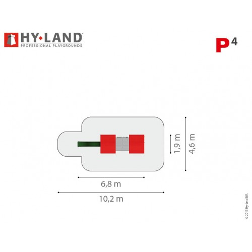 Hy Land P4 - top