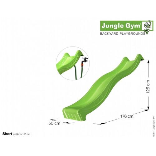 Tobogan 220 zeleni