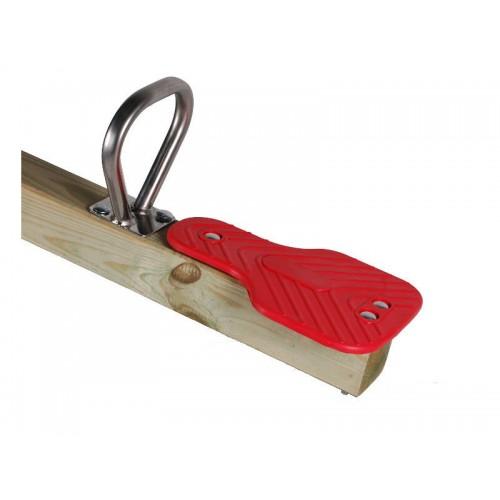 Metalna drška za klackalicu - Prikaz