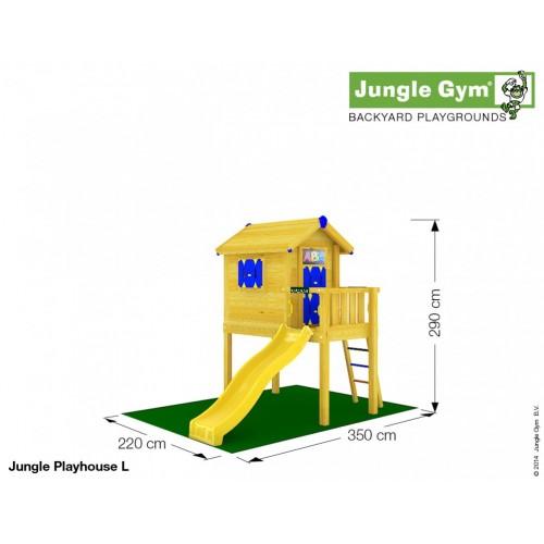 Jungle Playhouse L dimenzije