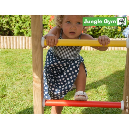 Jungle Lodge - Merdevine