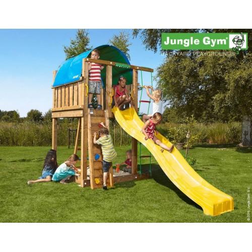 Jungle Villa - Tobogan žuti