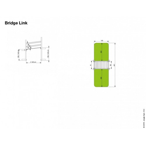Bridge Link - Dimenzije