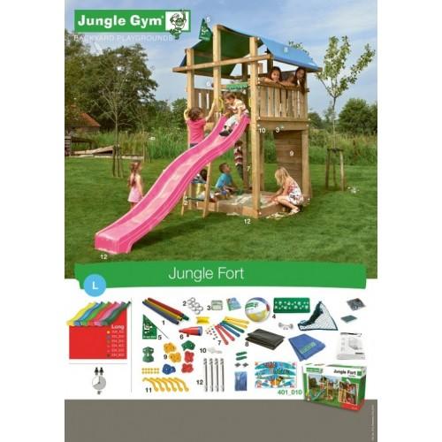 Jungle Fort - Sadržaj