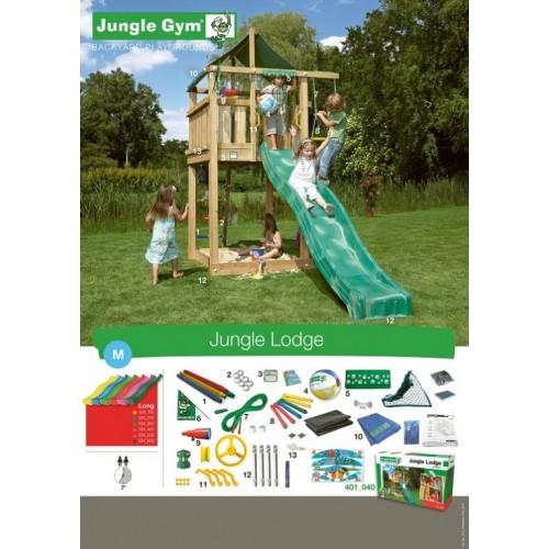Jungle Lodge - Sadržaj