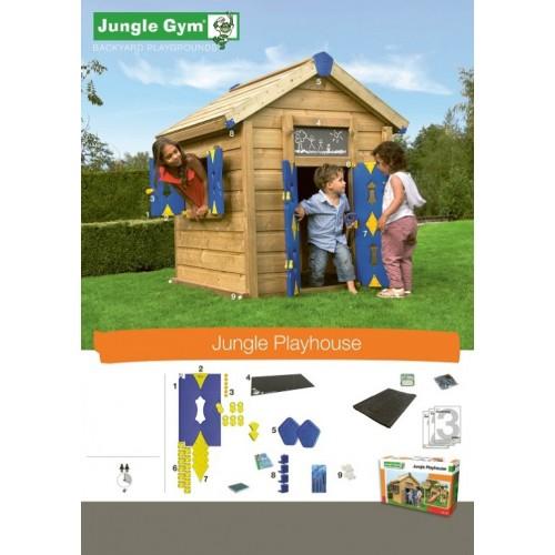 Jungle Playhouse - Sadržaj