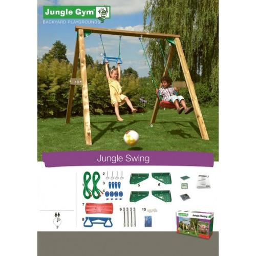 Jungle Swing 250 - Sadržaj