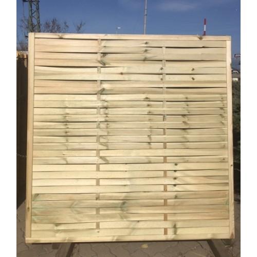 Drvena ograda - Lamella