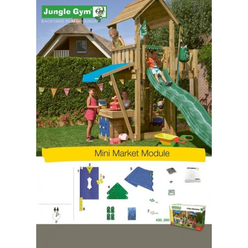 Mini Market Modul - Sadržaj